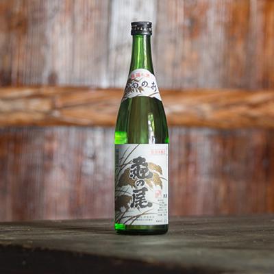 特別本醸造 亀の尾